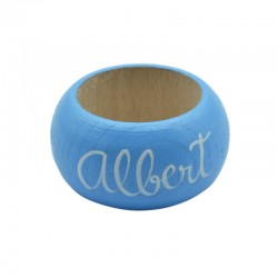 BLUE PASTEL NAPKIN RING