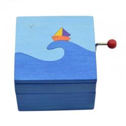 Caixa música Vaixell